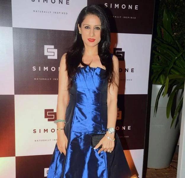 Rouble Nagi Dazzling Look During Simone Khan Arora Store Anniversary