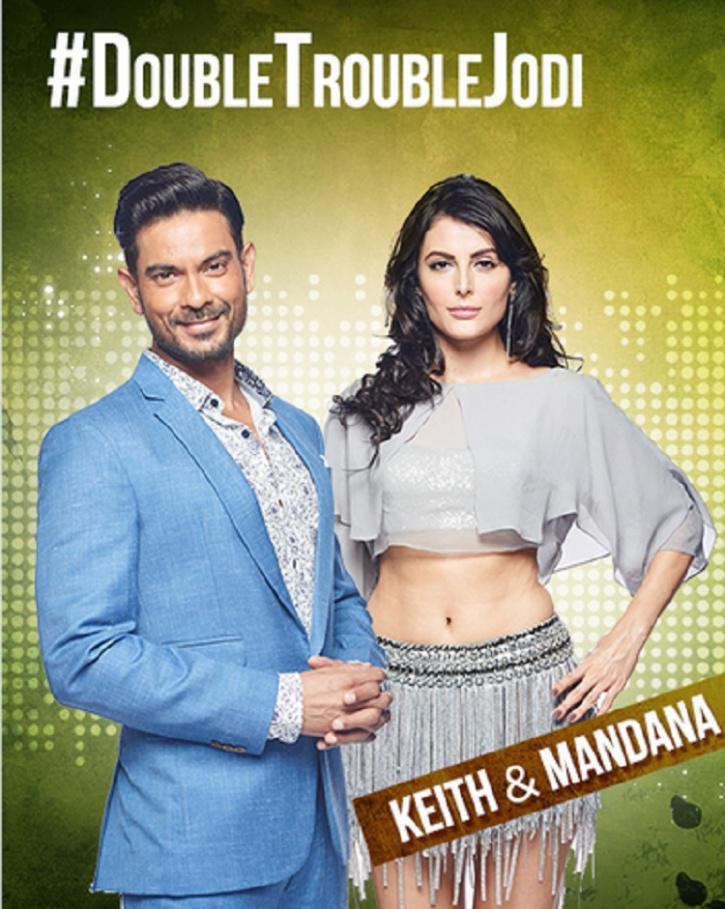 Mandana and Keith