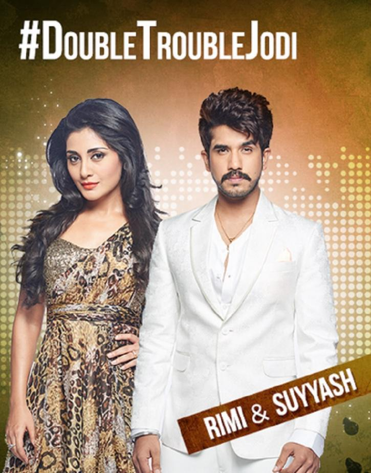 Rimi and Suyyash