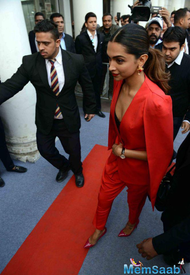 The range of the watch is between Rs.42,400-Rs.65,000, She Added