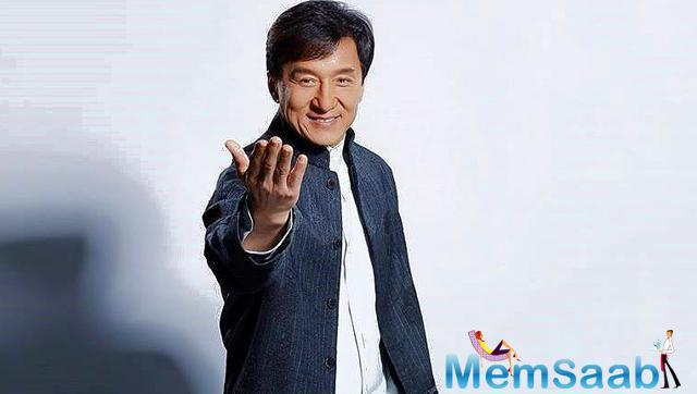 Hollywood actor Jackie Chan will fly down to Jodhpur to shoot a Bollywood style item number for his film Kung Fu Yoga. It will start on March 20.