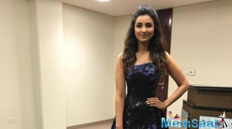 Parineeti said, her family was 'really excited' after knowing that she is getting a chance to sing professionally.