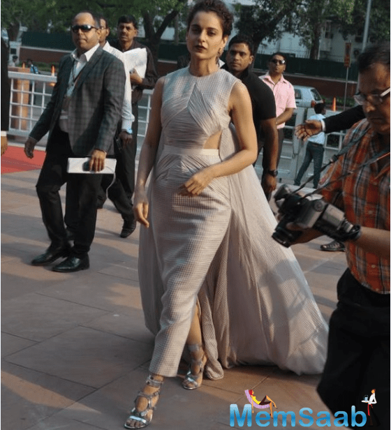 Overall Kangana Ranaut  has won three national awards, one for her film 'Queen' 2015 and other for the Priyanka Chopra starrer 'Fashion' 2010.