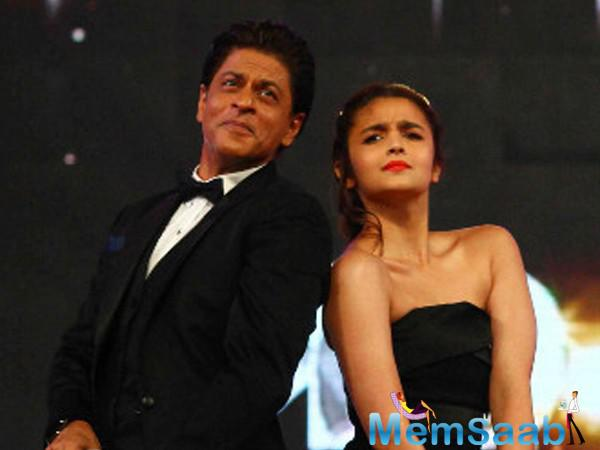 We all know that SRK is working in Gauri Shinde film opposite Alia Bhatt, but there have been numerous theories surrounding the actor's role.
