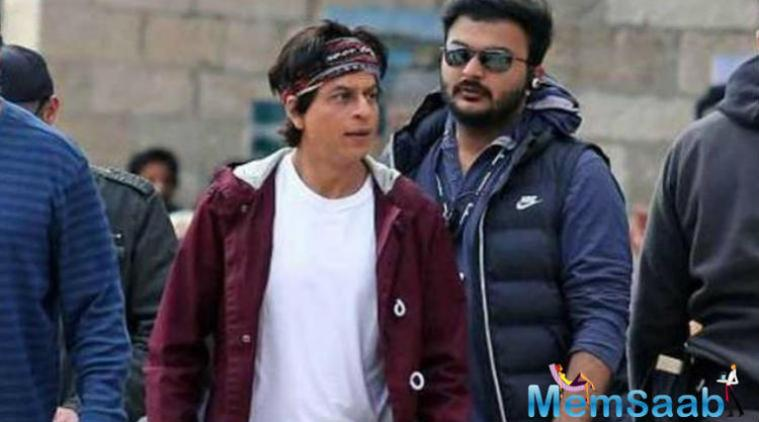 He alleged, I wrote the film keeping Shah Rukh Khan in mind. I was clear that the film will be made with Shah Rukh or else it will not be made. I was adamant to have him.