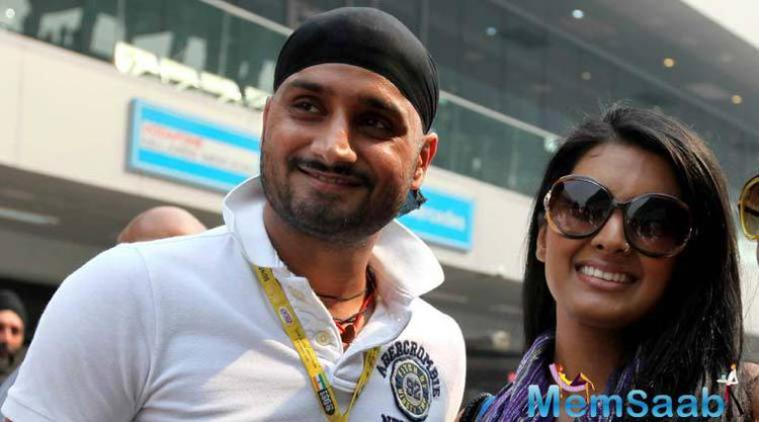 Harbhajan and Geeta Basra started dating eight years back and mostly kept mum about their relationship.