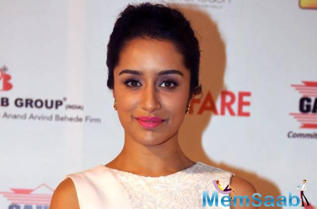 Shraddha Kapoor has shown her singing skills in 'Aashiqui 2', 'Haider' and 'ABCD 2', and the actress says in her forthcoming film 'Rock On 2' she is going to playback all her songs.