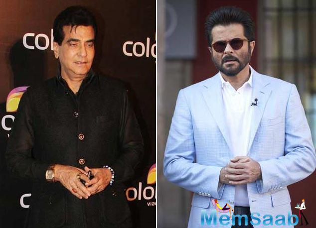 Jeetendra will receive the Raj Kapoor Lifetime Contribution Award, while Anil Kapoor will receive the Raj Kapoor Special Contribution Award