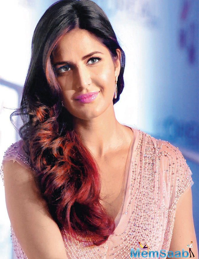 When Katrina was busy at the wrap-up party of 'Baar Baar Dekho', she was asked about former boyfriend Salman being appointed as the goodwill ambassador of the Indian contingent at the Rio Olympics.