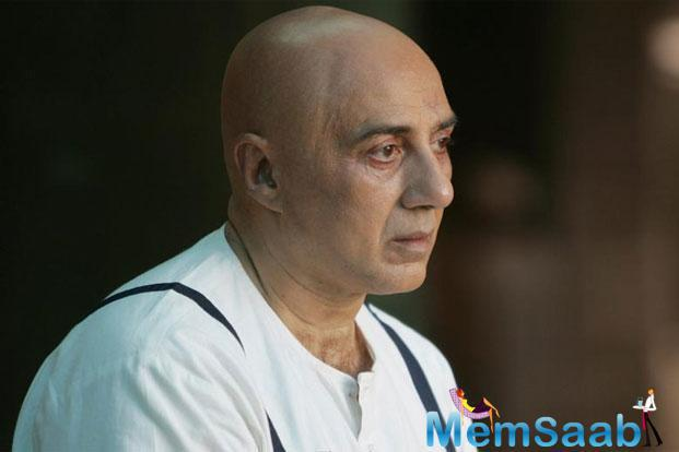 Right away, Sunny Deol was approached for the character and looks like he has made a nod to the movie.