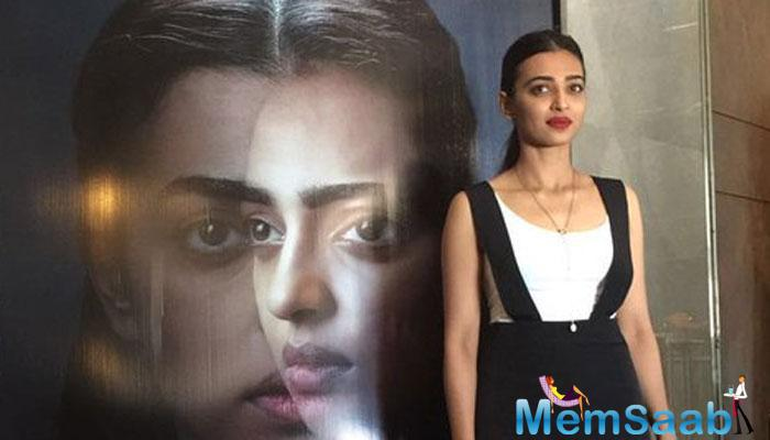 A new poster of the upcoming psychological thriller Phobia starring Radhika Apte in the lead role has been released by its makers