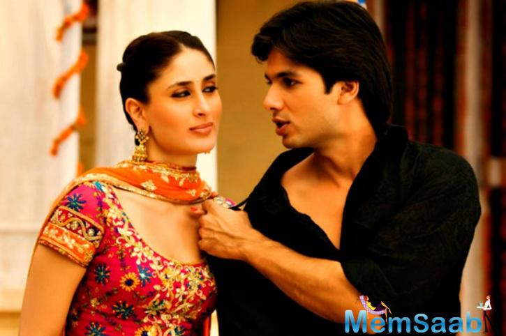 In the past, the audience has loved their chemistry in movies like 'Chup Chup Ke' and especially 'Jab We Met'.