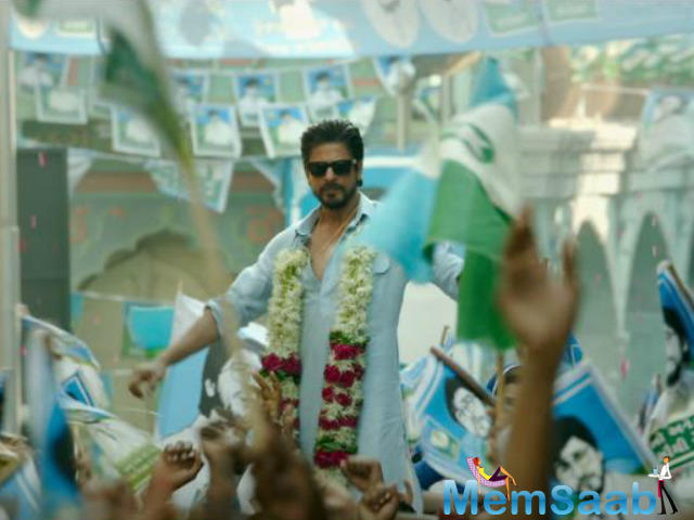 The original score was composed by Kalyanji-Anandji while the version in Raees is directed by Ram Sampath.The film features superstar Shahrukh Khan, Nawazuddin Siddiqui and Farhan Akhtar in male leads.