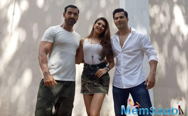 Apart from John and Varun, Dishoom also stars Jacqueline Fernandez in the lead role as well as stars Nargis Fakhri it was released in India and worldwide on Friday, July 29. But as feared earlier, the film has been banned in Pakistan.