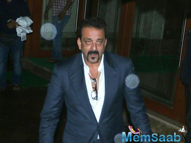 Finally Sanjay Dutt signed a film and now preparing for the same after his jail term and he seems that he would do his best for the role.