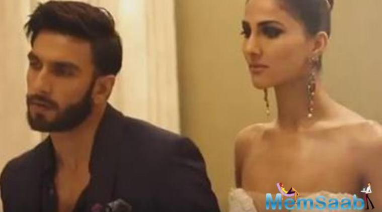 Ranveer and Vaani play Dharam and Shyra in the film. The audience will get to seeRanveer Singh in a non-action role after long time post Ram-Leela and Bajirao Mastaani.