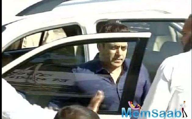 During the court proceeding, Salman Khan  asked about 65 questions on blackbuck poaching case.  He has stated that he is not guilty, 'I am Innocent'.