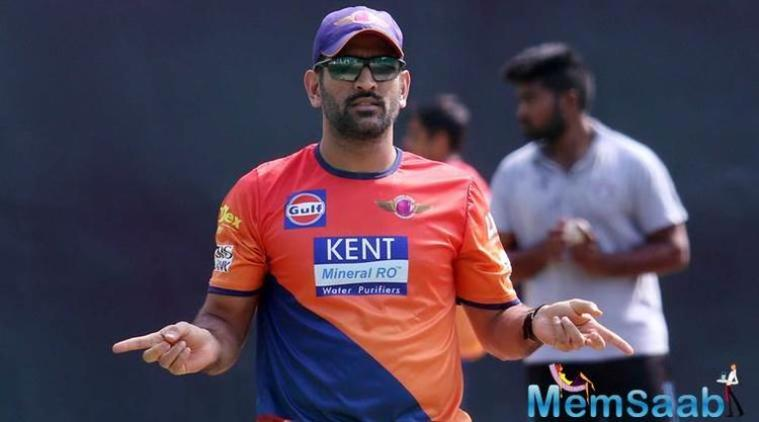 They finished second-last on the points table with just five wins to their recognition. It was also the first time that Dhoni had failed to lead his side to the playoffs in IPL.