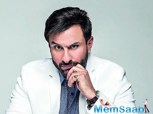 Saif Ali Khan will next be seen in 'Chef'. This film is directed by 'Airlift' film maker Raja Krishna Menon.