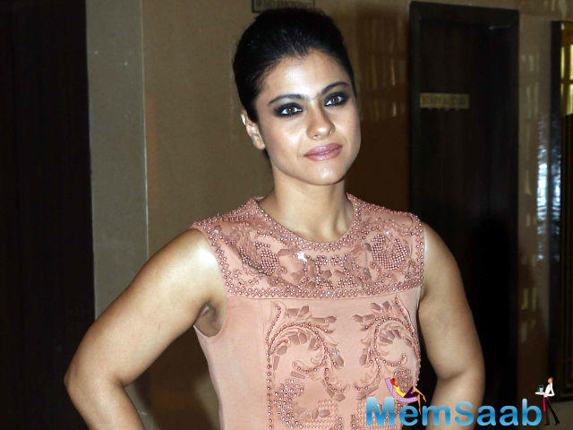 But Kajol admits that she was a tad hesitant about doing the movie.