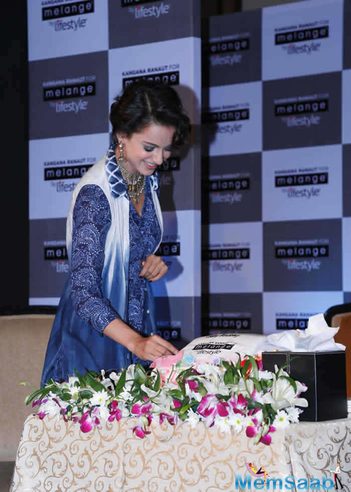 Kangana  said she is not on a mission against star kids as everyone in the industry is working to make good cinema.