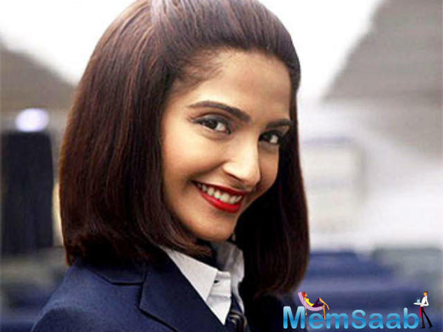 It will be a role reversal for Sonam and Anil, as she has already appeared on the National awards' stage to receive an award for her dad in the year 2007.
