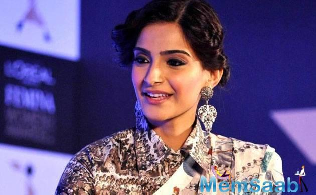 Sonam Kapoor, who had played a fearless air hostess Neerja Bhanot in her last outing, feels her special mention National Award was a 'consolation award'