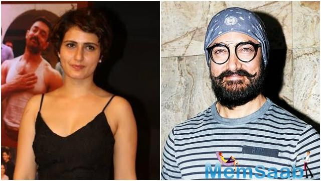 Fatima's screen presence is amazing and what more could she ask for than being endorsed by an actor like Aamir Khan.
