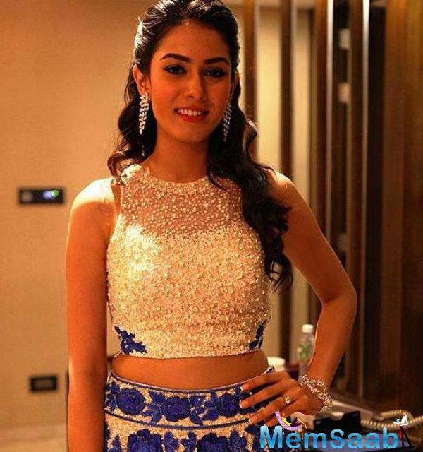 However, as per the report, the Mira is all set to make her Television debut.