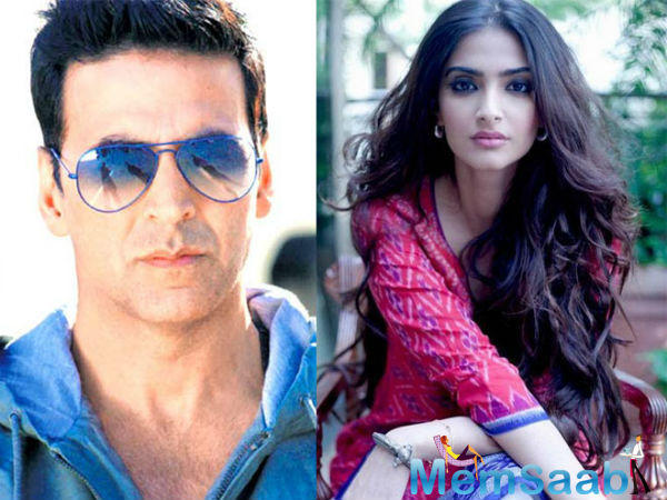 Further, Sonam said, she feels fortunate to be working with Balki.