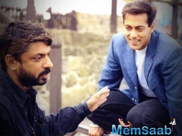 But, guess what, SJB and Sallu might be reuniting and Salman just confirmed the news.