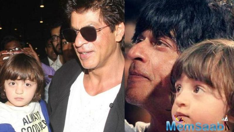 In May, SRK expressed his gratitude to his fans and posted an emotional message on Twitter on AbRam's birthday.