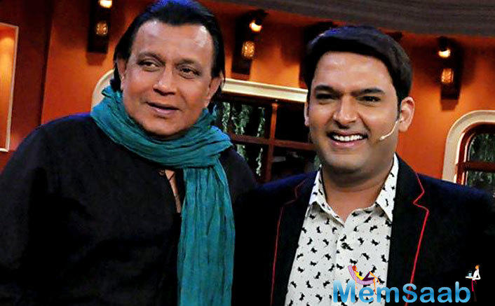 Mithun Chakraborty has been absent from the big screen for a long period of time.