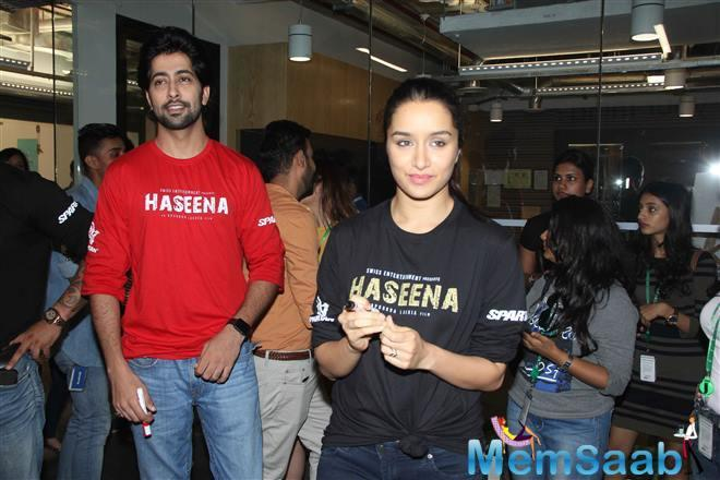 The girl-next-door, who only did films of the romantic genre, Shraddha Kapoor is going to play a challenging role yet.