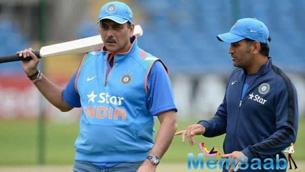 Shastri though lauded Dhoni for his record as India skipper across formats of the game.