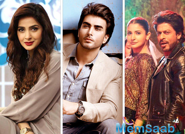 Pakistani actor Saba Qamar was seen in the Irrfan Khan-starrer Hindi Medium