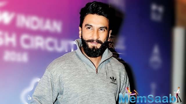 """Confirming the news, producer Vishnu, said, """"Yes, I have been attempting to create this movie since the final three-and-a-half years and I have instantly received a combination of Ranveer Singh and Kabir Khan."""