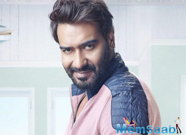 Ajay Devgn has been quite keenly waiting for Diwali this year, for two reasons. One, his film Golmaal Again is releasing this month. Also, his daughter Nysa, who is studying abroad, is coming back home.