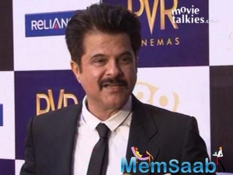 Interestingly, This time around, Anil will be seen alongside his daughter Sonam Kapoor in the movie.
