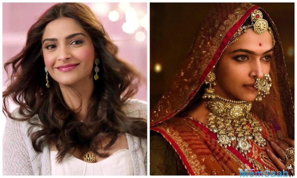 Sonam hopes the R Balki-directed film would help eliminate the stigma surrounding menstruation.