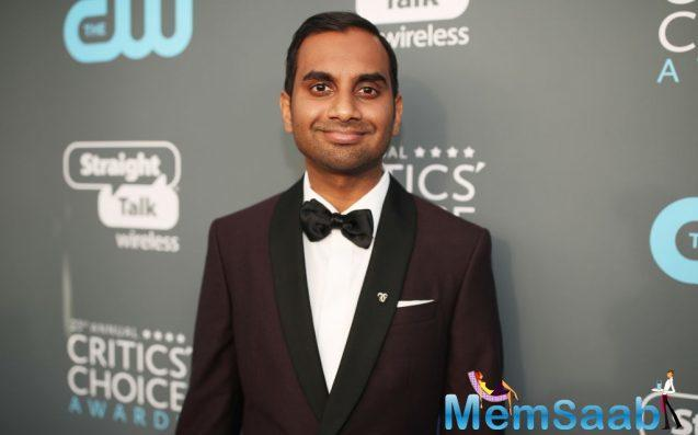 At last week's Golden Globes, Aziz Ansari received an accolade for best comedy actor in a TV series.