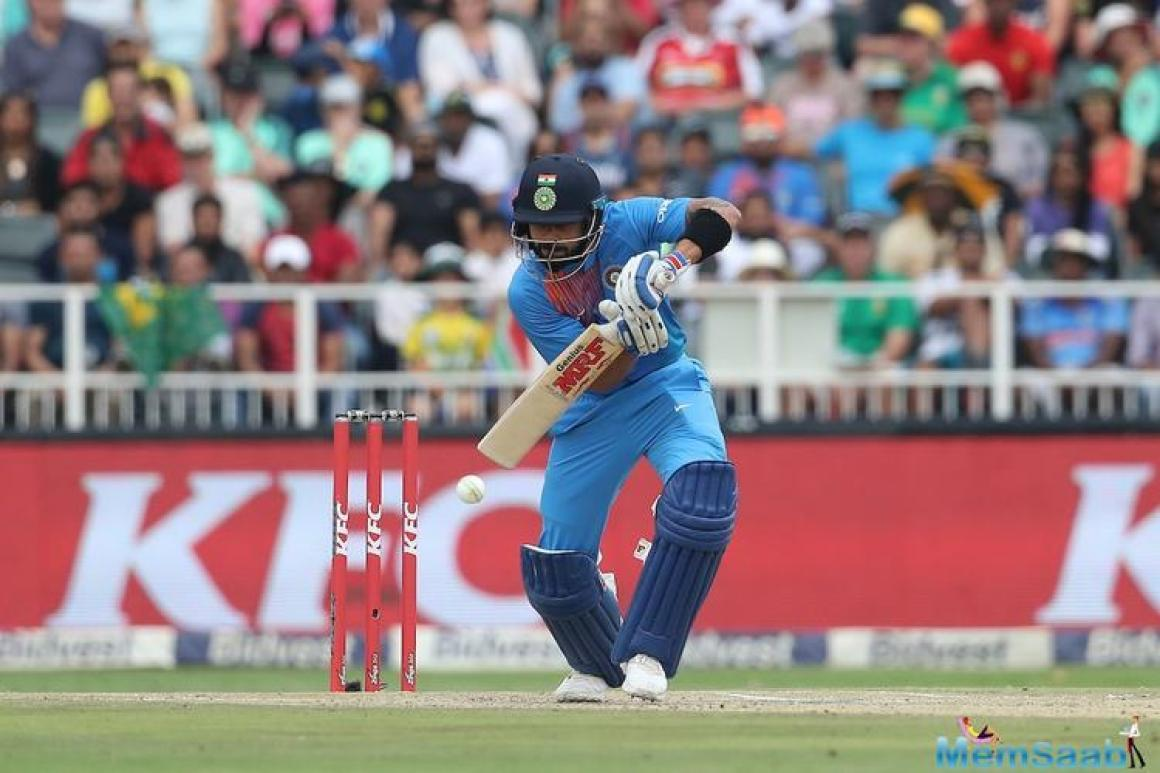 India secured a 36-run victory over South Africa in the first T20I on Sunday to take a 1-0 lead in the three-match series at the Wanderers Stadium in Johannesburg.