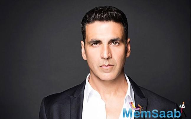 Talking about Salman's fallout from the film, Akshay himself cleared the air and said,