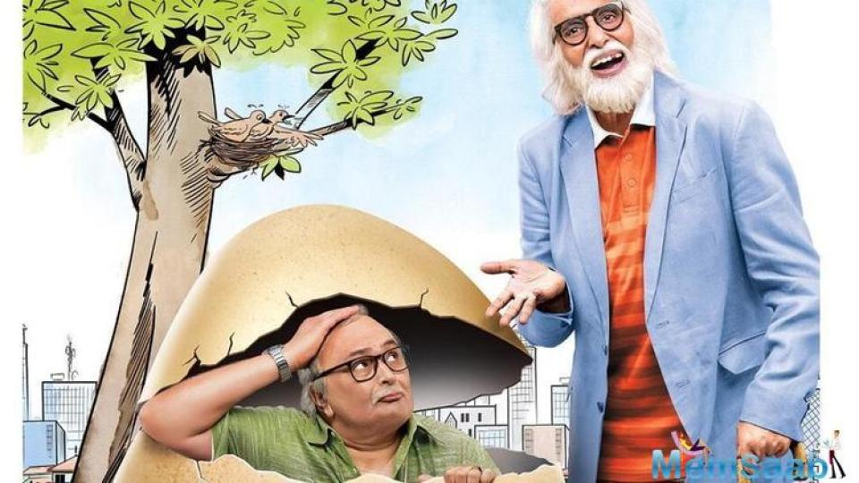 Director Umesh Shukla is well-aware that he has pulled off a casting coup by bringing Amitabh Bachchan and Rishi Kapoor together for his upcoming film, 102 Not Out.