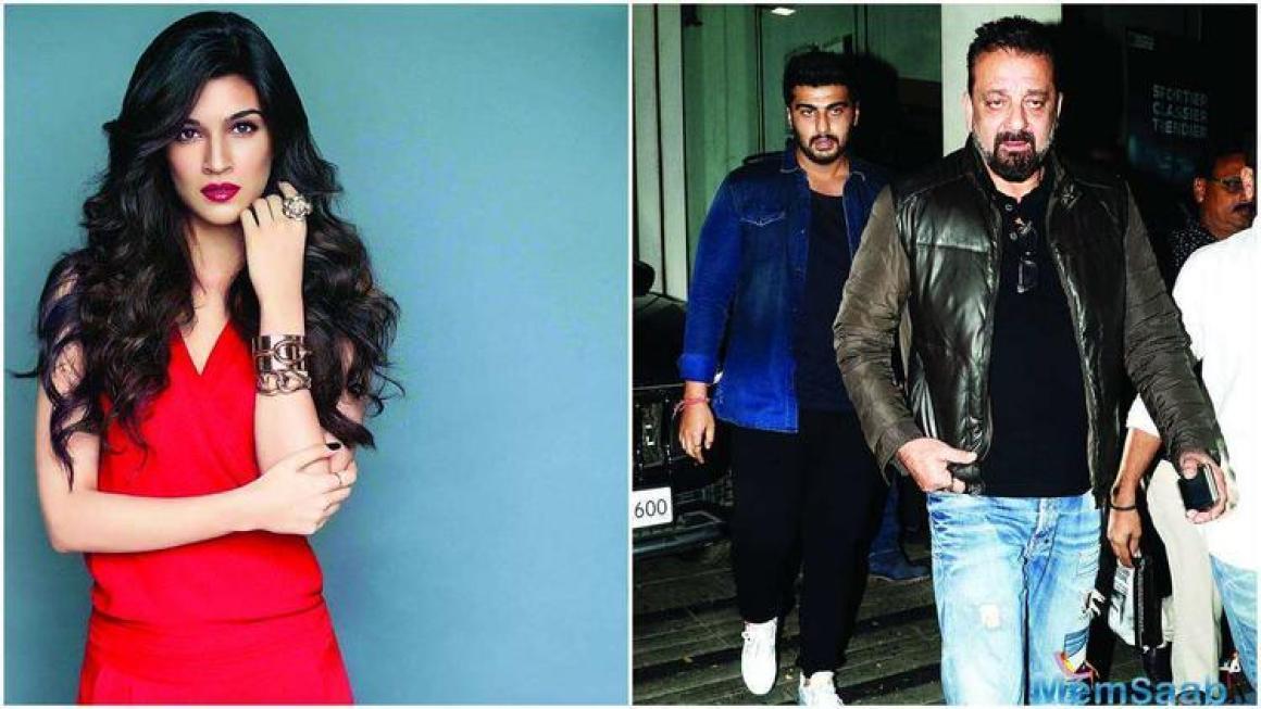 Post the success of Bareilly Ki Barfi, actress Kriti Sanon seems to be on a roll.