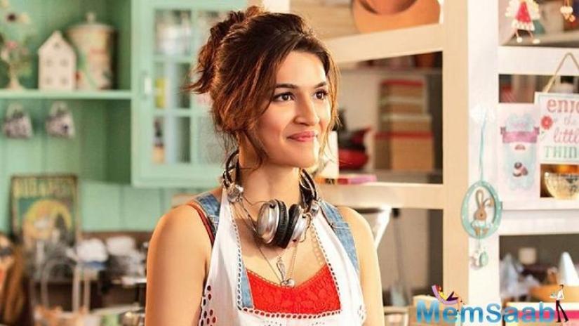 Reportedly, Kriti will essay the role of Parvatibai, the second wife of Maratha warrior Sadashivrao Bhau.