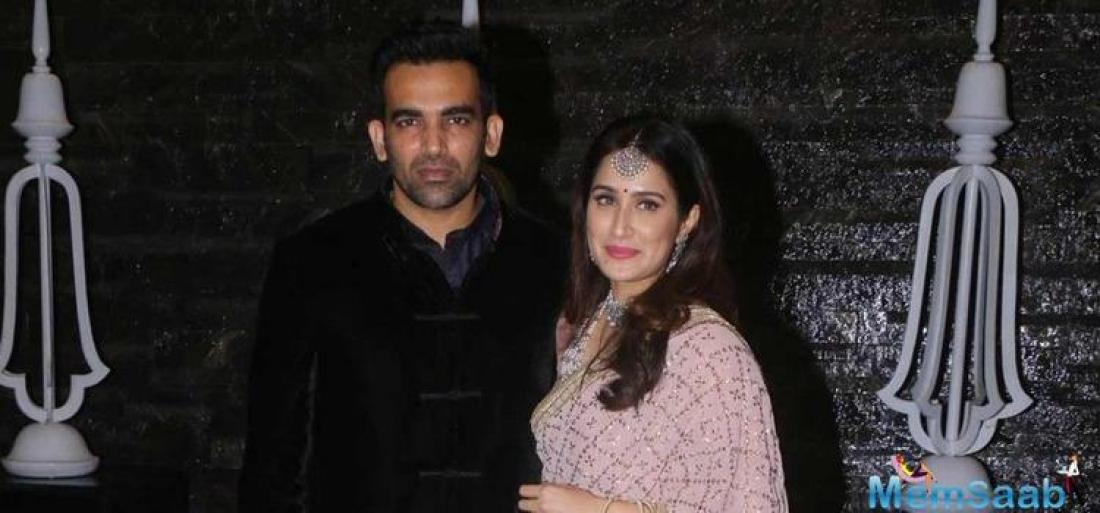 Zaheer Khan's wife Sagarika Ghatge wants Ranbir Kapoor to play hubby Zaheer  in his biopic.