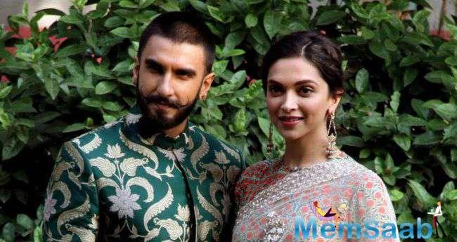 Bollywood's rumoured hot couple Ranveer and Deepika are not afraid of expressing their love for each other. The two are popular for their lovey-dovey comments on each other's social media posts.