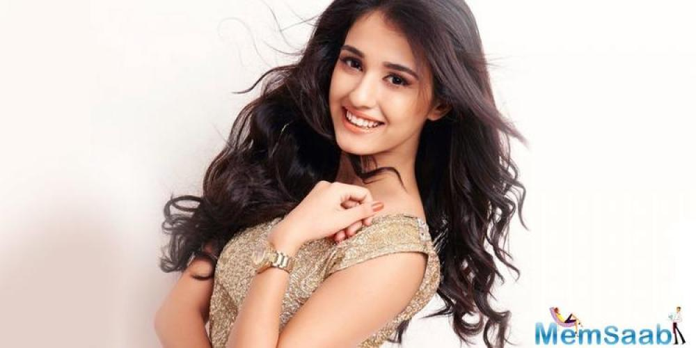 Disha Patani who will be next seen in Bharat is getting trained by a Trapeze artist for her role and will learn the tricks within a month that takes years to master.