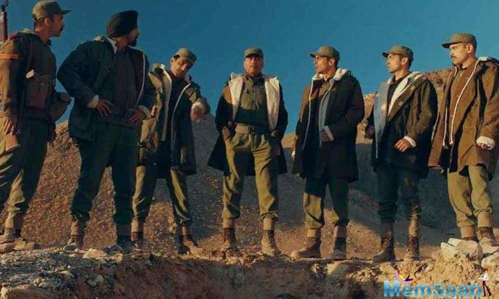 After Border and LOC Kargil, JP Dutta's Paltan features combat stories of Indian and Pakistan forces but this time the war trilogy will showcase an untold story of combat between the Indian and Chinese forces.